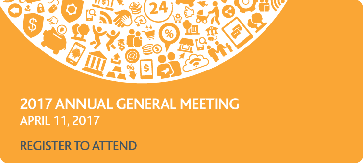 AGM - Register Now