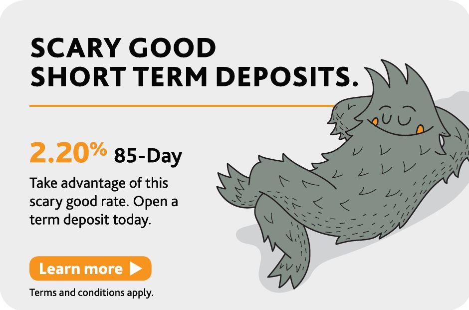 Breathe Easy with Medium Term Deposits