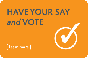 Have your say and Vote!