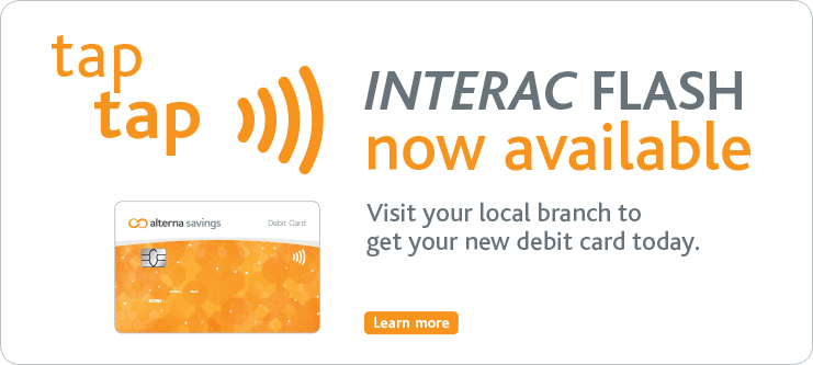 Interac Flash